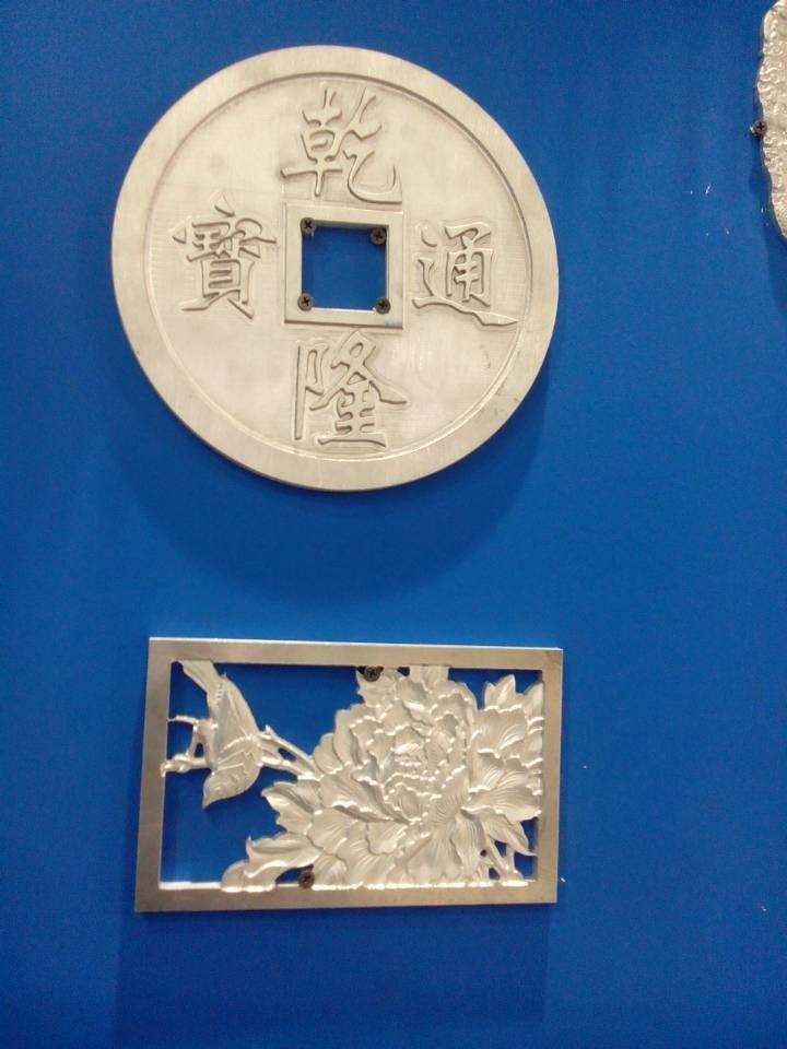 Máy cắt CNC trên inox