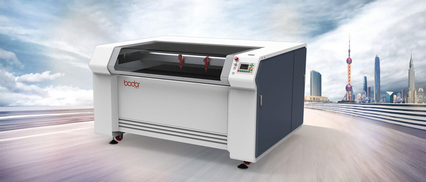 Máy cắt laser BODOR 1390 -2 đầu cắt