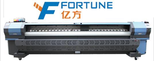 MÁY in phun khổ lớn Fortune YF3200D