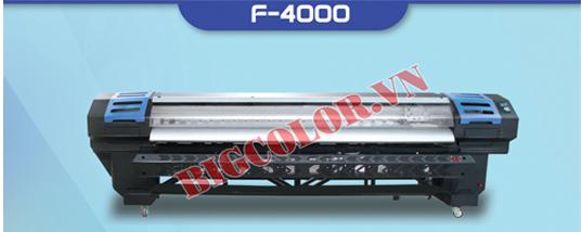 Máy in Fortune YF-4000